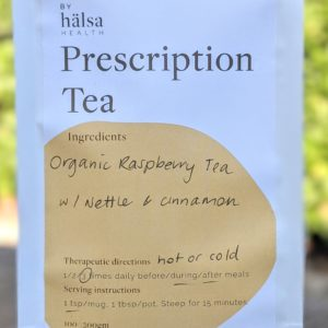 Halsa health Prescription Herbal Tea