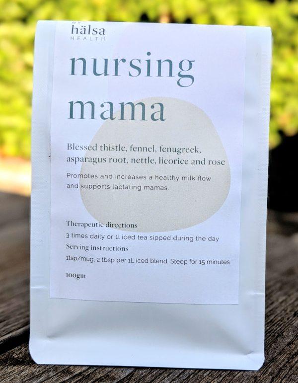 Halsa Health Nursing Mama Herbal Tea